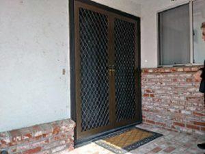 Securtiy Screen Doors near calabasas