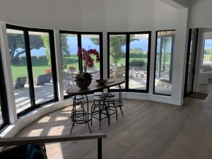 Patio sliding screen doors in Malibu