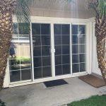 Patio sliding screen door in Sherman Oaks